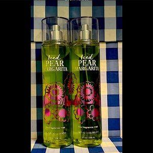 """🍐NWT Bath & Body Works """"Iced  Pear Margarita""""Mist"""